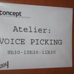 Séminaire IN Concept - Atelier Voice Picking