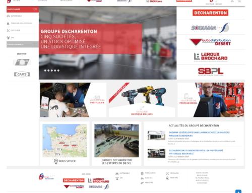 IN Concept associe le module e-commerce Formule 1 Web à son ERP