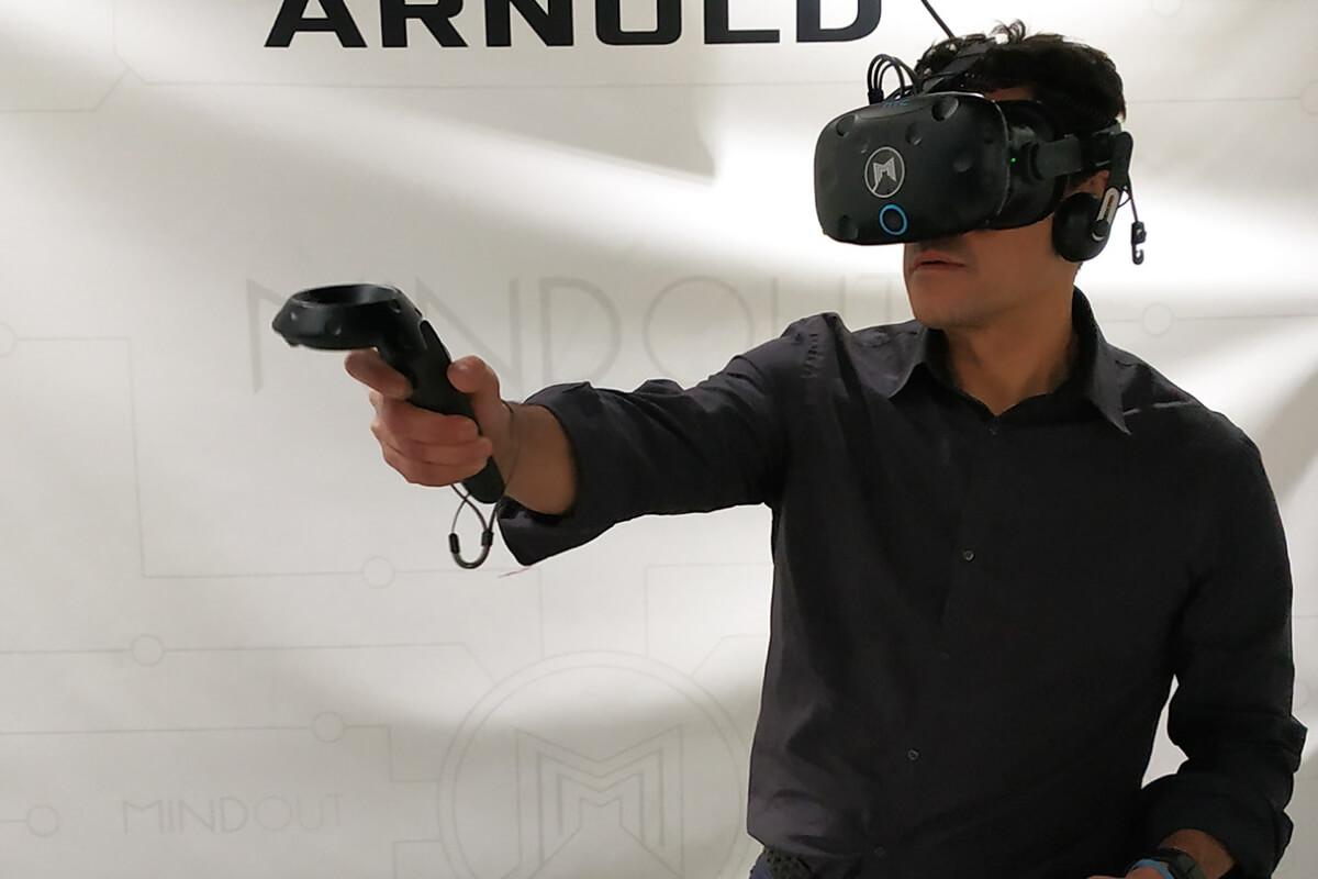 Test VR VDN