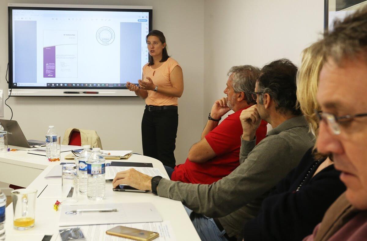 Atelier cyber-sécurité avec Bertille Oudot